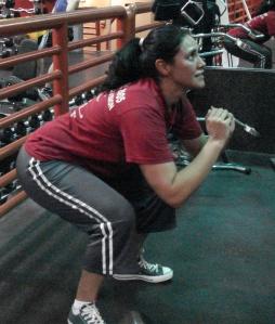 mayra squat