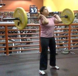 roselena-front-squat