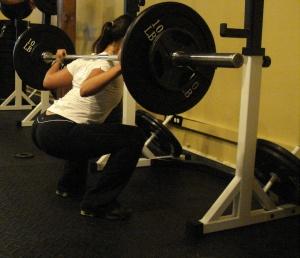fernanda squat