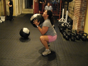 roselena squat