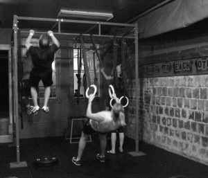 group pull-up