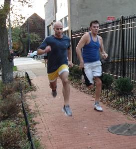 david eddie run